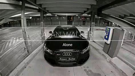 alan walker car alan walker alone slow version youtube