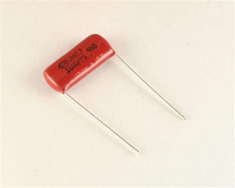 pps capacitor pps 102j1600db hjc capacitor 0 001uf 1600v polypropylene radial 2020006916