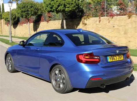 the bmw bmw 225d coupe 2 0 m sport road test report review