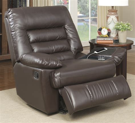 tall recliners serta big tall memory foam massage recliner dark brown