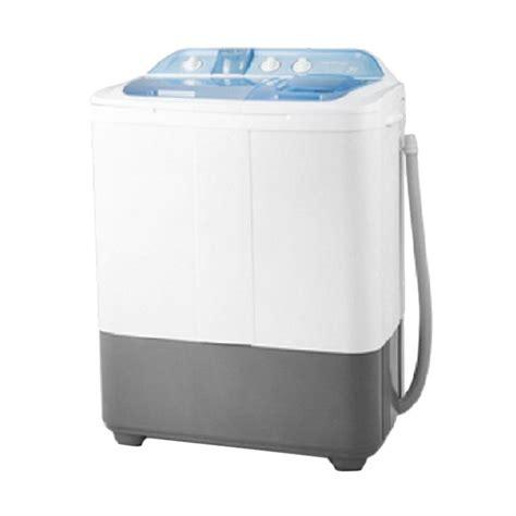 jual denpoo dw 888b mesin cuci 2 tabung putih 7 8 kg