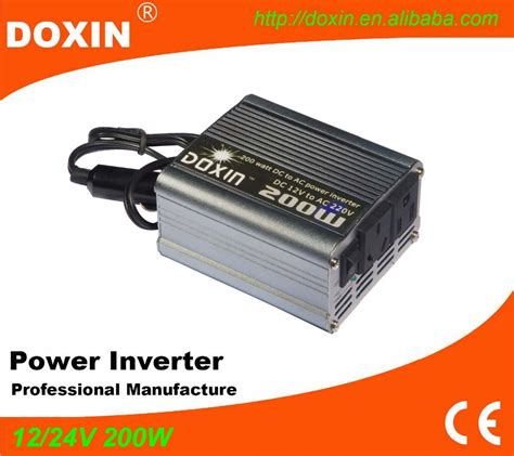Inventer Doxin 1000w doxin car power inverter 12v 24v 48v dc to ac micro inverter 100w 200w 500w 1000w in inverters