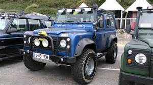 Jeep Land Rover Blue Land Rover Jeep Free Stock Photo Domain Pictures