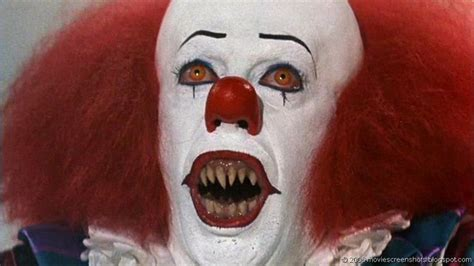 film it clown stephen kings it 1990 tim curry as pennywise the