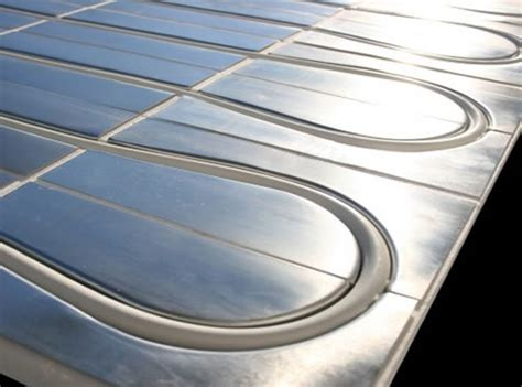riscaldamento pavimento a secco riscaldamento a pavimento i sistemi radianti per