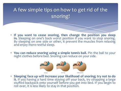 Five Tips On How To Get Rid Of Eye Circles And Puffiness by A Few Simple Tips On How To Get Rid Of The Snoring