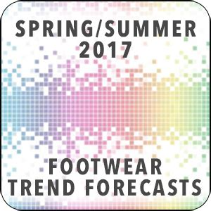 2017 trend forecast spring summer 2017 footwear trend forecast colour trends