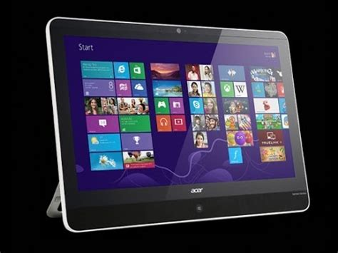 Acer Aspire Atc 105 Ur11 Desktop ร ว ว acer aspire z3 605 คอมพ วเตอร ครบคร น พร อม ลำ