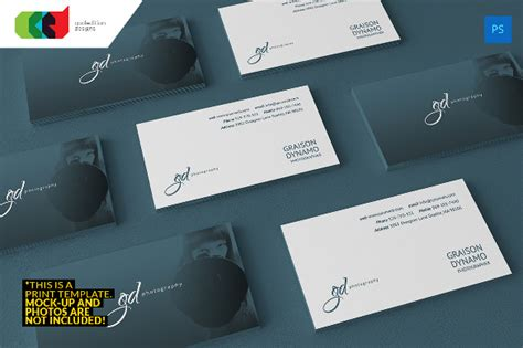 elite business cards template 52 photography business cards free free