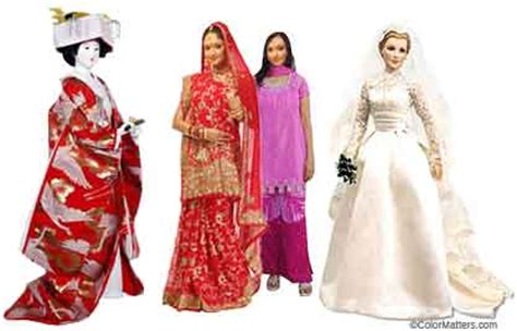 To Take On Another Cultures Traditional Dress For by Color What You Wear