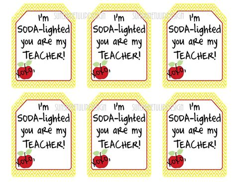 printable gift tags for teachers printable teacher appreciation gift tags soda lighted you
