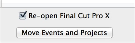 final cut pro library event project upgrade your events and project to fcp x 10 1 libraries