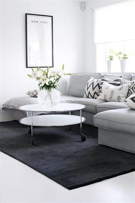 grey living room rug soft grey sofa and grey rug living room my white house living rooms dining spaces