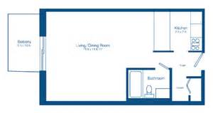 floor plan for bachelor flat apartment units to algonquin college ottawa west