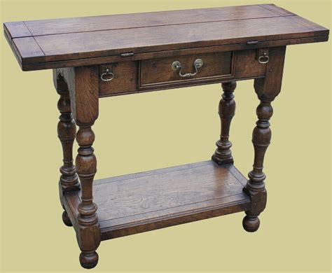 small dining table with drawers small oak folding table with potboard drawer dining
