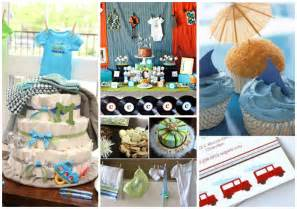 10 baby shower themes for boys right start