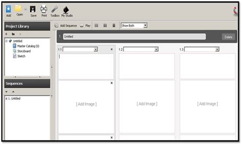 storyboard template software fmp celtx scripting storyboard software my