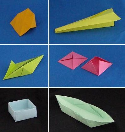 Science Origami - origami science experiments by michael lafosse