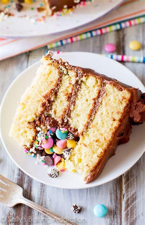 how to make a pinata cake how to make a pi 241 ata cake sallys baking addiction