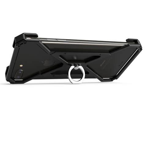 Bumper Ringcase minimalistic thin metal aluminum ring cover bumper