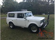 1963 International Harvester Scout SCOUT 80 $10000 Bill For Sale