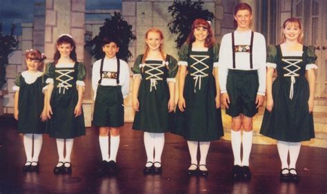 sound of music clothes from curtains the sound of music the theatre company