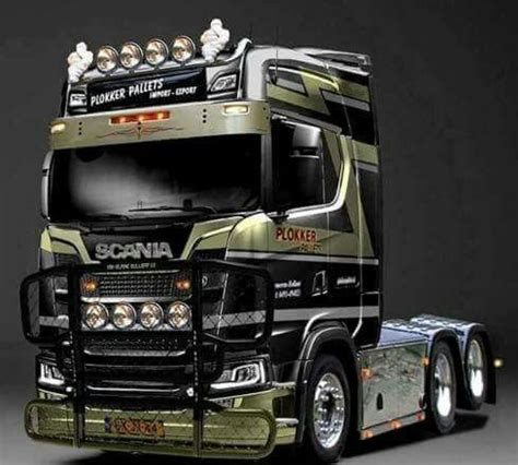 2016 volvo big rig scania r 2016 camion truck rigs