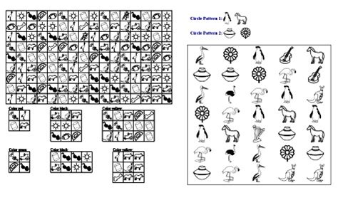 art pattern worksheets high school pattern puzzles activities worksheets printables and
