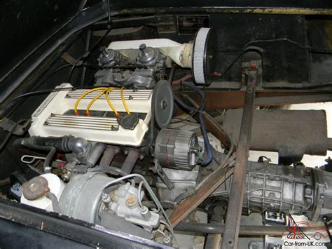 lotus europa twin cam parts car