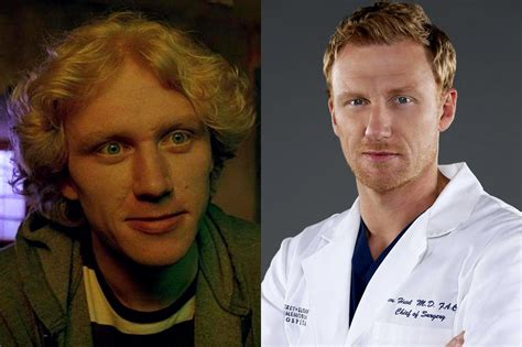 grey s anatomy lead actor see the cast of grey s anatomy before they were famous