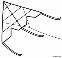 kite coloring page printable kite coloring pages for cool2bkids