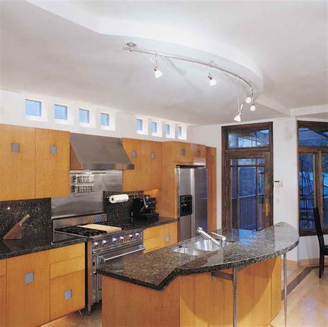 Track Lighting For Kitchen Island Kitchen Track Lighting Hac0