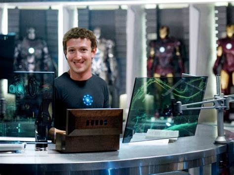 mark zuckerberg s new facebook headquarter makes him mark zuckerberg wants a robot butler like tony stark s
