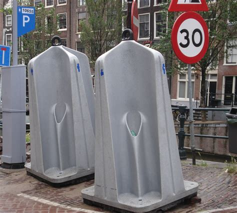 public bathrooms in europe urinals on the street great time saver kurt wahlgren