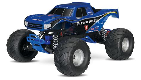 bigfoot 1 truck traxxas bigfoot 1 10 2wd truck one stop rc hobbies