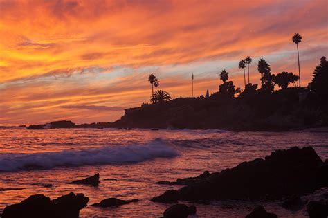 Sunset At Laguna Photo Of Sunset Laguna Photograph By Cliff Wassmann