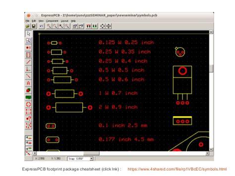 Terbaik Eagle 1 5 Watt penamaan resistor pada eagle