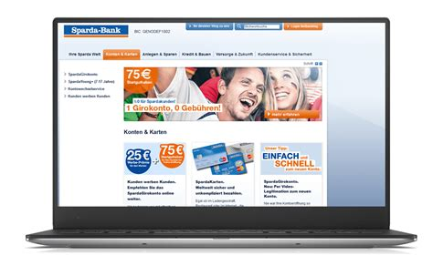 sparda bw bank referenz website sparda baden w 252 rttemberg rocket media