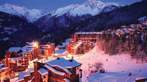 La Tania Ski La Tania Ski Resort Crystal Ski