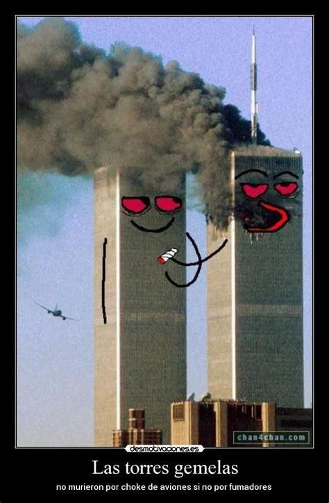 imagenes terrorificas de las torres gemelas las torres gemelas desmotivaciones