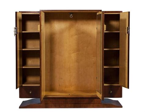 Rosewood Armoire by Deco Rosewood Armoire For Sale At 1stdibs
