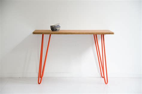diy table legs buy interior diy project make a new table with industrial steel hairpin legs