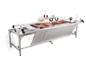 top of the line 18 quot arm quilting machine w freedom