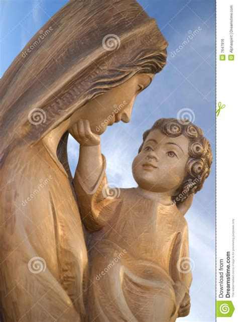 imagen virgen maria y jesús virgen maria y jes 250 s imagen de archivo libre de regal 237 as