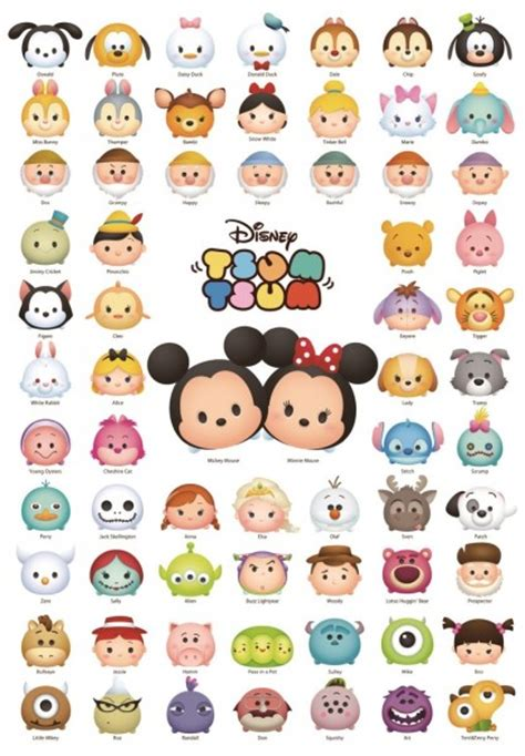 Big Sketch Tsum2 top 14 gifts for the tsum tsum collector inside the magic