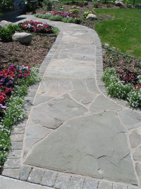 walkways and paths 17 best ideas about flagstone path on pinterest walkway