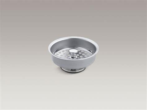 kohler duostrainer sink strainer buyplumbing product kohler k 8803 cp basket