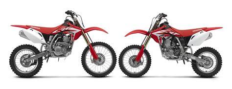 honda 150 motocross bike 2018 honda motorcycles update model lineup