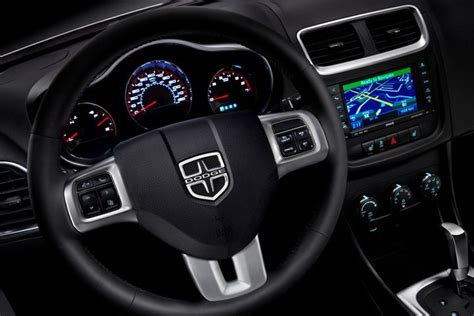 auto body repair training 2010 dodge avenger navigation system 2011 dodge avenger officially revealed gets new interior and 283hp v6 carscoops com