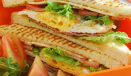 resep sarapan pagi keluarga sandwich isi komplit